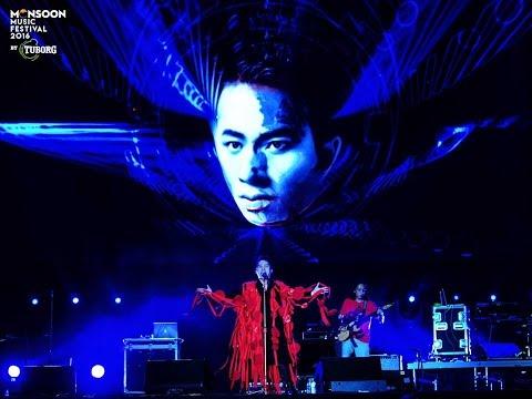 TÙNG DƯƠNG Nhập Thần   Lễ Hội Gió Mùa 2016 Đêm 2   Moosoon Music Fastival
