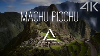 The Lost City of the Incas - Machu Picchu