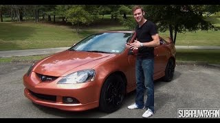 review 2006 acura rsx type s