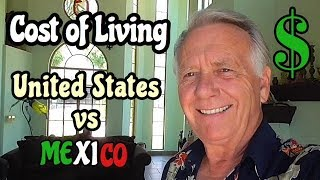 USA vs Mexico. Cost of Living. thumbnail