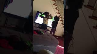 Gawu & Faith funny video