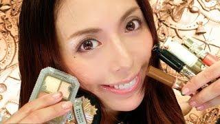 【リクエスト】マジョリカマジョルカだけでナチュラルメイク / MAJOLICA MAJORCA natural make up tutorial【request】