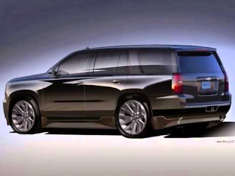 A Chevy Tahoe Rs Ss It May Just Hen