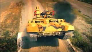 Новейшее оружие России   БМПТ Терминатор боевая машина поддержки танков