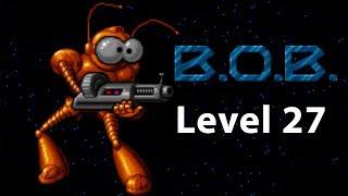 [Sega Genesis] - B.O.B (Space Funky B.O.B.) - Level 27