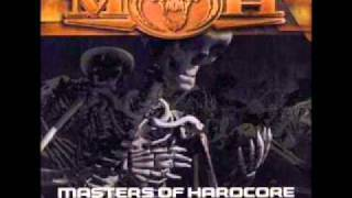 Masters Of Hardcore Chapter III - The Invasion Of The Insane Rare Complete