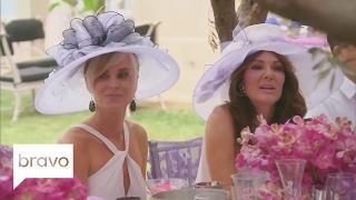 RHOBH: Taylor Armstrong Questions Yolanda's Illness   Bravo