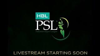 LIVE - HBL Pakistan Super League Draft 2019