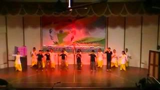 Palash Republic day dance