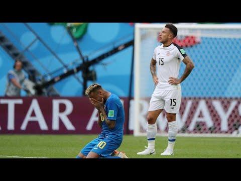 البرازيل يحقق الفوز على كوستاريكا بهدفين نظيفين  - نشر قبل 31 دقيقة