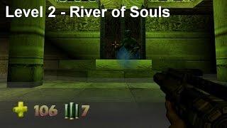 Turok 2 - Seed of Evil: Level 2 - River of Souls (Speedrun) [4K]
