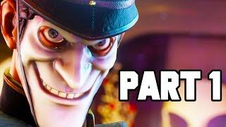 We Happy Few Gameplay Walkthrough Part 1 - DRUGS AND DEMONS!! (PC 1080p 60fps