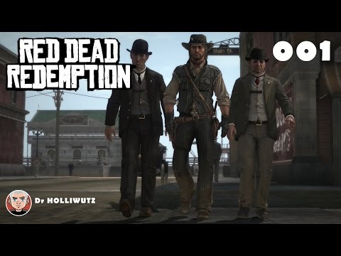 Red Dead Redemption #001 - John Marston bei Bonnie MacFarlane [HD][XBO] | Let's Play RDR