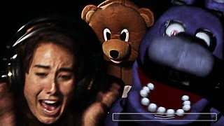 Fear Test: Five Nights At Freddy's