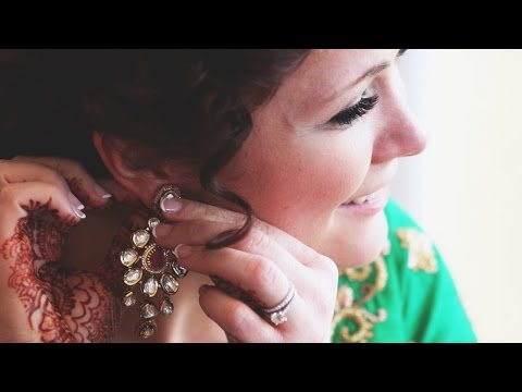 Kerry & Amit: Wedding Film at Hempstead House in Queens, NY