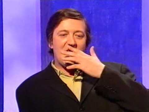 Stephen Fry interview (Parkinson, 2000)
