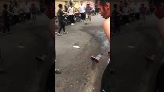 [Rap Việt] kancc bị Richchoi phang toét đầu.