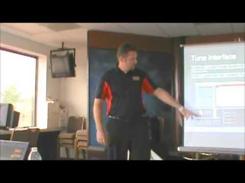 Motec M130 ECU Seminar for Motorcycle Drag Racing Applications