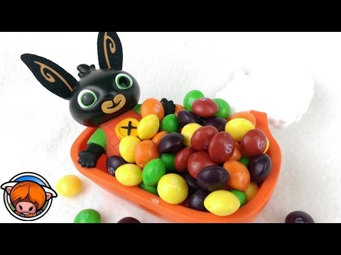 Shows for toddlers Bing Bunny Full Episode Of Bing Bath Challenge With Lots Yummy Skittles