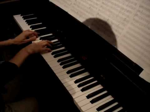 Metallica - Mama Said - piano cover