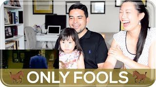 AMERICANS REACT TO BRITISH COMEDY: Only Fools & Horses | The Postmodern Family EP#151