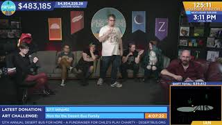 https://www.desertbus.org/ TQ's opinion on SOA, into opinions on Co...