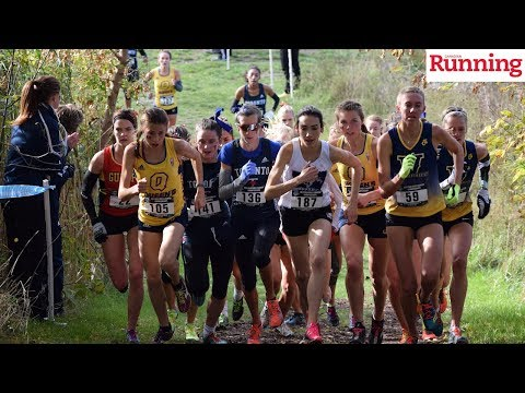 womens-8k-highlights-2017-oua-cross-country-championships
