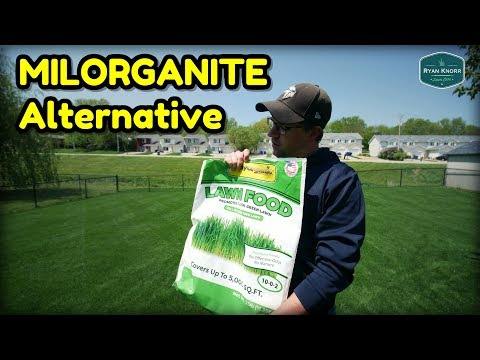 Milorganite Alternative  Purely Organic Lawn Food