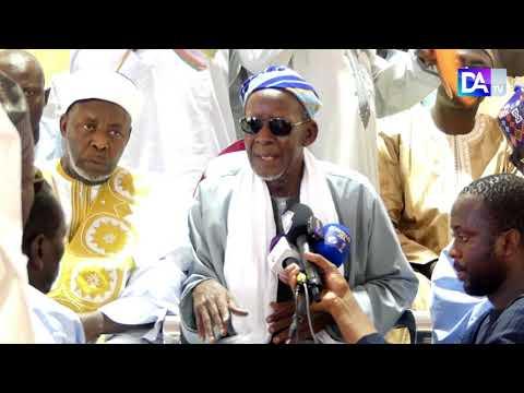 Institut islamique El Hadj Abdoulaye Niass: Serigne Mboup compte y construire un bâtiment R+1