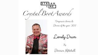 LONELY DRUM LINE DANCE (DARREN MITCHELL) STREAMLINE WEEK 13