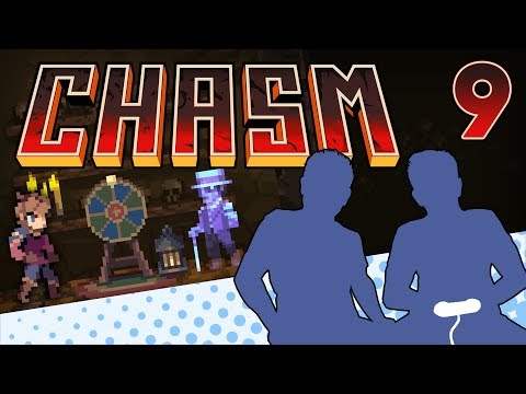 Chasm - PART 9 - Spin the Wheel! No Whammy Plz - Let's Game It Out |