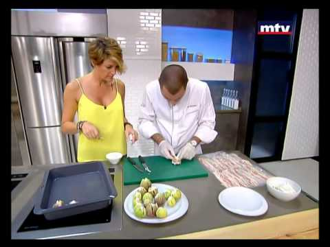 What's Cooking - Prosciutto Cheese Sandwish - 15/09/2014