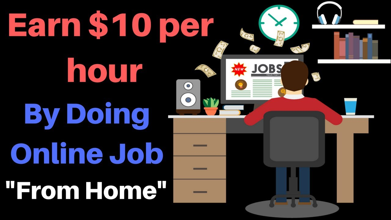 [hindi] Earn Rs 450 Per Hrs  Job For Indian  How To Earn Money Without  Investment