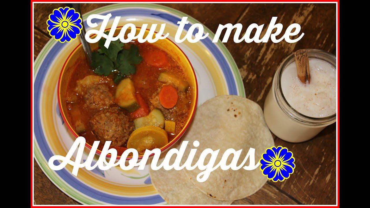 How To Make A Meatball Soup