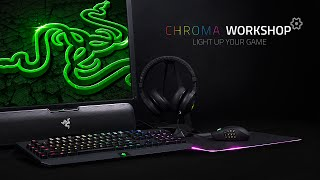 A glimpse into the Chroma Workshop