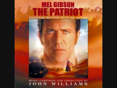 The Patriot Soundtrack-01 The Patriot