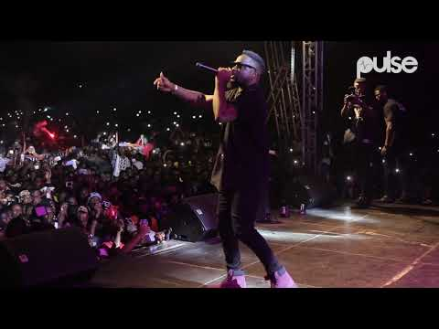 Sarkodie Amazes Fans At Stonebwoy's Concert | Pulse Events
