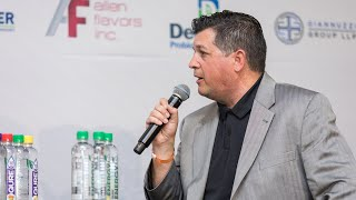 Jeff McClelland of Brand Beverages Livestream Studio Interview at BevNET Live Winter 2018