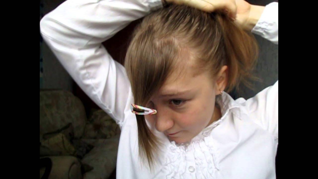 Причёска японская своими руками фото 433