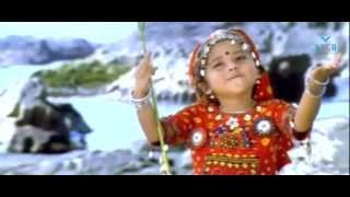 Devi Putrudu Movie Scenes - Venkatesh Scene with cute girl - Soundarya, Anjali Zaveri