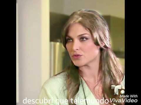 """Señora Acero 4 """" regreso de Sara (blanca soto)"""" y Vicenta"""