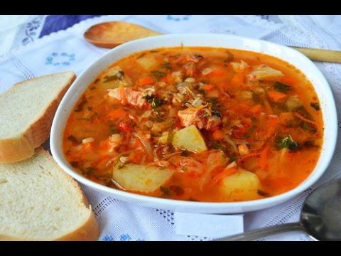 Суп харчо как готовить видео