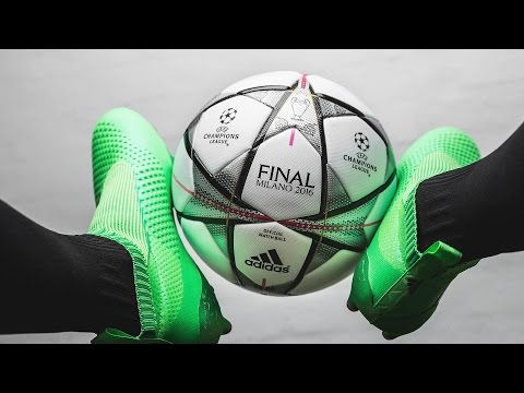 Adidas Finale 2016 Top Training - HD Обзор, Тест, Видео.