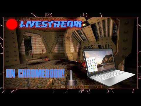 HOW TO LIVESTREAM ON A CHROMEBOOK!!! -skip 2 Minutes