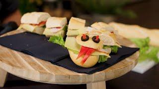 What's up mijn brood? Een sssssmakelijke slang   Gezonde kinderrecepten   Dierenboterham