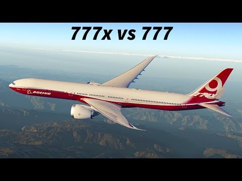 777x vs 777 | WHAT'S THE DIFFERENCE?
