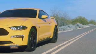 Ford Reveals 2018 Mustang