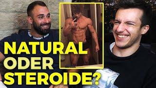 Bodybuilder raten wer auf Stoff ist | Mit Kevin Wolter | Steroid-Quiz #5