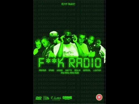 RISKY ROADZ PRESENTS F**K RADIO VOL 1 FULL DVD