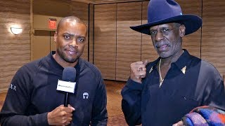 Michael Spinks: I NEVER Thought I'd Be LEGEND & Life After MIKE TYSON